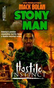 Hostile Instinct (Mack Bolan : Stony Man #46) by  Michael  Don (creator); Kasner - Paperback - First Paperback Printing - 2000 - from Second Chance Books & Comics (SKU: 167097)