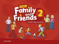Family And Friends: Level 2: Teacher's Resource Pack - Used Books