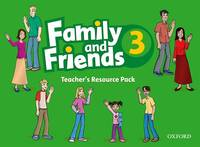 Family And Friends: 3: Teacher's Resource Pack - Used Books