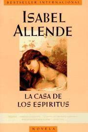 image of La Casa de Los Espiritus (Paperback)