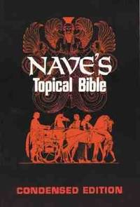 image of Nave's Topical Bible: Condensed Edition