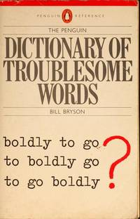 image of The Penguin Dictionary of Troublesome Words