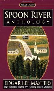 Spoon River Anthology (Signet Classics)