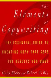 Elements Of Copywriting