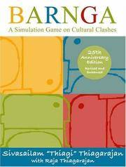 Barnga A Simulation Game on Cultural Clashes - 25Th Anniversary Edition