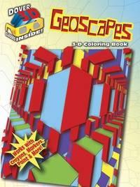GEOSCAPES: 3-Dimensional Coloring Book (O)