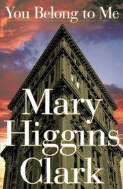 You Belong to Me Large Print Edition by Mary Higgins Clark - Paperback - April 1998 - from The Book Store and Biblio.com