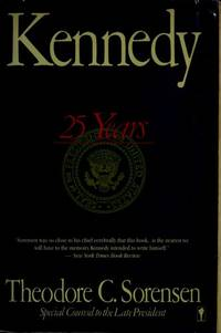 Kennedy by  Ted Sorensen - Paperback - 1988-11-09 - from Bacobooks (SKU: P-387-65)