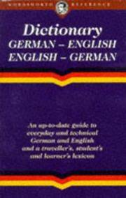 Wordsworth Concise German Dictionary - english-German , German - Englsh