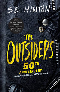 image of The Outsiders - 50th Anniversary Exclusive Edition - SIGNED BY S.E. HINTON