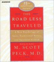image of The Road Less Traveled: A New Psychology of Love, Traditional Values, and Spritual Growth