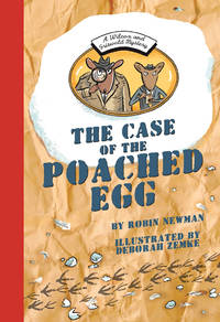 The Case of the Poached Egg (A Wilcox and Griswold Mystery)