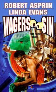 Wagers of Sin - a Time Scout novel
