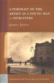 image of A Portrait of the Artist as a Young Man and Dubliners (Barnes & Noble Classics)