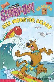 Sea Monster Scare (Scooby-doo Reader #12)