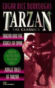 """Tarzan: """"Tarzan and the Jewels of Opar"""", """"Jungle Tales of Tarzan"""" v. 2: The Classics (Tarzan… by  Edgar Rice Burroughs - Paperback - Reprint - 05/01/1997 - from Greener Books Ltd (SKU: 2261198)"""