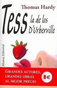 image of Tess la de los D'Urberville/ Tess of the D'Urbervilles (Spanish Edition)