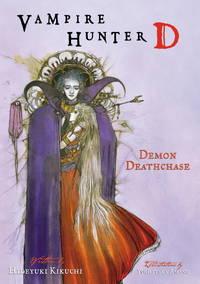 Vampire Hunter D: Demon Deathchase