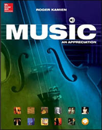 Music: An Appreciation, Brief Edition- Standalone book by Roger Kamien Music: An Appreciation - Paperback - 2014-01-28 - from Books Express and Biblio.co.uk