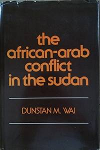 The African-Arab Conflict in the Sudan