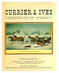 Currier & Ives. Chronicles of America
