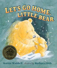 Let's Go Home, Little Bear Waddell, Martin and Firth, Barbara