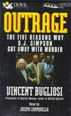 image of Outrage: The Five Reasons Why O. J. Simpson Got Away With Murder