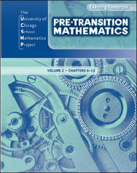 Pre-Transition Mathematics Teaching Resources