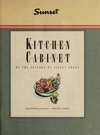 Sunset Kitchen Cabinet