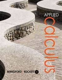 APPLIED CALCULUS 7ED (HB 2016)