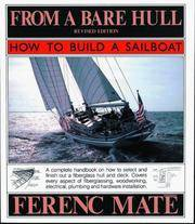 image of From a Bare Hull: How to Build a Sailboat