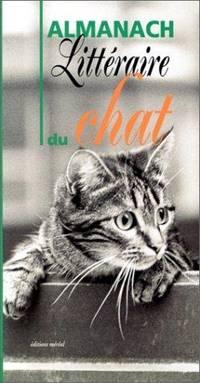 L'ALMANACH LITTERAIRE DU CHAT (French Edition)