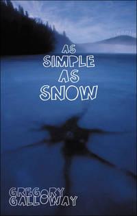 As Simple as Snow (Alex Awards (Awards))