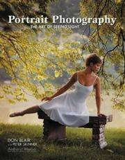 Portrait Photography: The Art of Seeing Light by  Peter  Don;Skinner - Paperback - 2004 - from Bananafish Books and Biblio.com