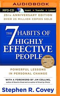 image of 7 Habits of Highly Effective People, The: 25th Anniversary Edition