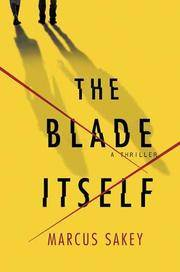 The Blade Itself *SIGNED 1st Edition*