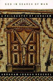 image of God in Search of Man: A Philosophy of Judaism