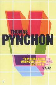 V by  Thomas Pynchon - Paperback - New Ed - 1995-02-01 - from Blind Pig Books and Biblio.com