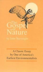 image of Gospel of Nature