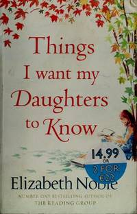 image of Things I Want My Daughters to Know