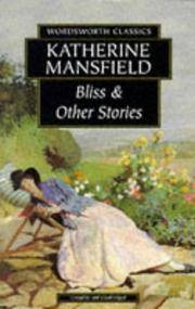 image of Bliss and Other Stories