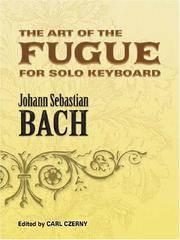 The Art Of the Fugue Bwv 1080