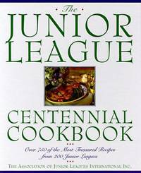 image of Junior League Centennial Cookbook