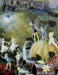 Jigsaw Book: Fairyland (Four Jigsaw Edition)