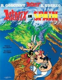 Asterix in Spain: Album #14 (Asterix (Orion Paperback))