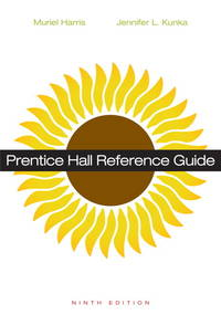 Prentice Hall Reference Guide (9th Edition) by  Jennifer Kunka Muriel G. Harris Professor Emerita - from BookHolders and Biblio.com