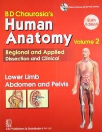 B.D. Chaurasia's Human Anatomy