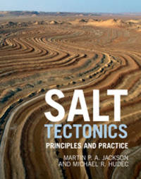 Salt Tectonics: Principles and Practice by  Michael R  Martin P. A.; Hudec - Hardcover - 2017-02-06 - from academybooks and Biblio.com