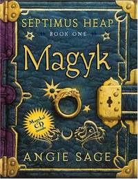Septimus Heap, Book One: Magyk (SIGNED)