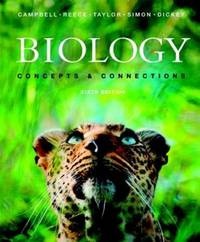 image of Biology: Concepts &Connections with MasteringBiology (6th Edition)